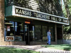Kansas Teachers Hall Of Fame | 603 5th Ave, Dodge City, KS, 67801 | +1 (620) 225-7311