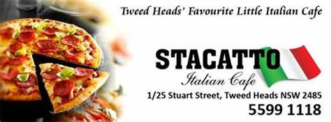 Stacatto | 25 Stuart St Shop 1, Tweed Heads, New South Wales 2485 | +61 7 5599 1118