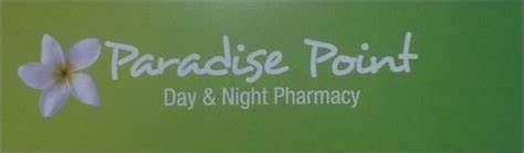 Paradise Point Day & Night Pharmacy   30 THE ESPLANADE, Paradise Point, Queensland 4216   +61 7 5577 1939