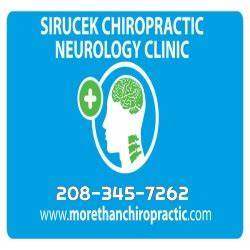 Sirucek Chiropractic Neurology Clinic   3080 E Gentry Way #110, Meridian, ID, 83642   +1 (208) 345-7262