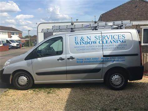 E & N Window Cleaning Services | 13 Halifax Road, Bicester OX26 4TG | +44 1869 325067