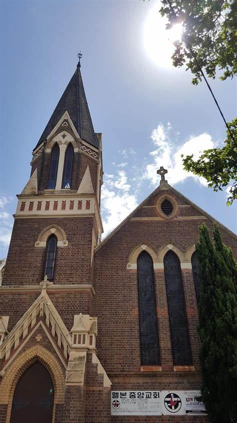 멜번중앙교회 The Korean Joongang Church Of Melbourne | 23 Highbury Grv, Kew, Victoria 3101 | +61 433 063 355