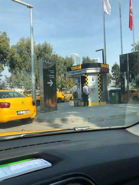 Ege Perla Taksi   Ozan Abay Caddesi, Bayrakli/İzmir   +90 232 435 86 86