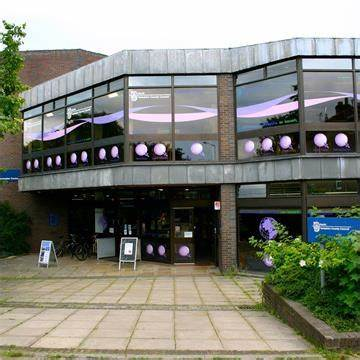 North Yorkshire County Council Northallerton library | 1 Thirsk Road, Northallerton DL6 1PT | +44 845 034 9506