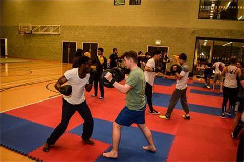 University Of Sunderland | Kickboxing And Self Defence | City Space, University Of Sunderland, Chester Road, City Of Sunderland SR1 3SD | +44 191 515 3696
