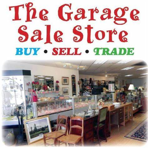 The Garage Sale Store   8 W Main St, Webster, NY, 14580   +1 (585) 545-4844