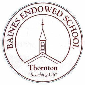 Thornton Cleveleys Baines Endowed Voluntary Controlled Primary School | Station Road, Thornton-Cleveleys FY5 5HY | +44 1253 823420