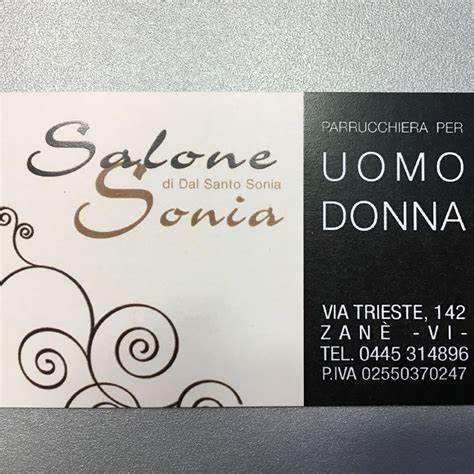 Salone Sonia di dal Santo Sonia | Via Trieste 142, 36010 - Zanè | +39 0445 314896