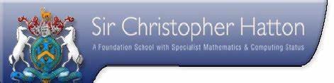 Sir Christopher Hatton Academy | The Pyghtle, Wellingborough NN8 4RP | +44 1933 226077