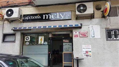 Cafetería Mely   Plaza Valencia n°2, 28937 Móstoles (Madrid)   +34 911 276 543