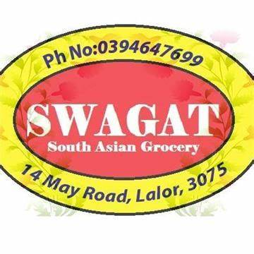 Swagat Grocery Store स्वागत ग्रोसरी स्टोर   2 Heath Street, THOMASTOWN, Victoria 3074   +61 401 056 147