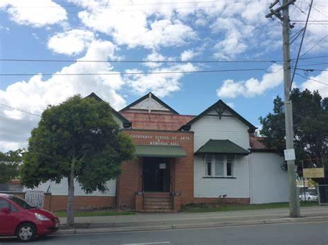 Coorparoo School Of Arts & Memorial Hall | 208-210 Cavendish Road, Coorparoo, Queensland 4151 | +61 7 3847 1783