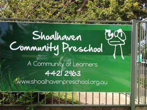 Shoalhaven Community Pre-School | 39 SHOALHAVEN Street, Nowra, New South Wales 2541 | +61 2 4421 2963