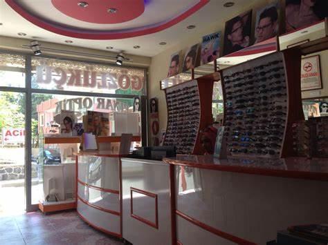 pınar optik   Aydınlık Mahallesi 209. Sok, Ş.urfa/Ceylanpınar   +90 414 471 22 22