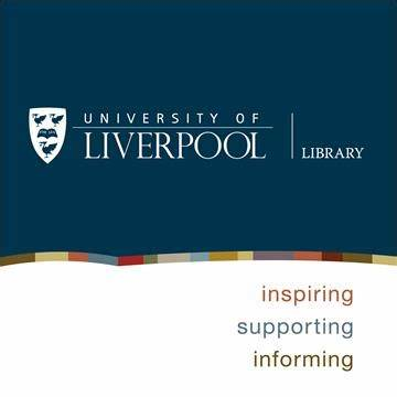 Sydney Jones Library University Of Liverpool | Chatham St, Liverpool L69 7WZ | +44 151 794 9500