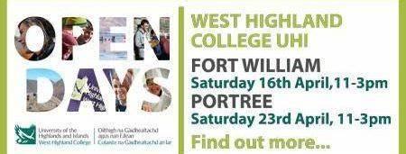 West Highland College U H I Broadford | Unit 2 Pairc Nan Craobh Industrial Estate, Isle Of Skye IV49 9AP | +44 1471 822622