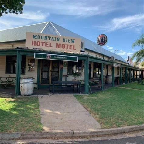 Mountain View Hotel Tooraweenah | 1 Denham Street, Tooraweenah, New South Wales 2817 | +61 2 6848 1017