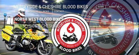 Merseyside & Cheshire Blood Bikes | 6-8 Mariners Road, Crosby, Merseyside, Liverpool L23 6SX | +44 843 289 1999