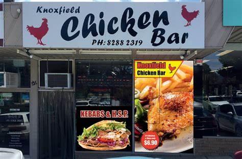 Knoxfield Chicken Bar | U 4 1565 FERNTREE GULLY Road, Knoxfield, Victoria 3180 | +61 3 8288 2319