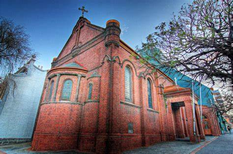 "The Holy Church Of ""The Annunciation Of Our Lady"" 
