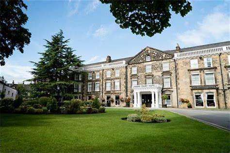 Cedar Court Hotel Harrogate, an Ascend Hotel Collection Member | Park Parade, Harrogate HG1 5AH | +44 1423 858585