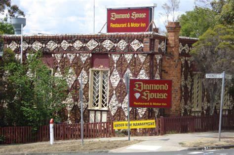 Diamond House Heritage Restaurant & Motor Inn | 24 Seaby Street, Stawell, Victoria 3380 | +61 3 5358 3366
