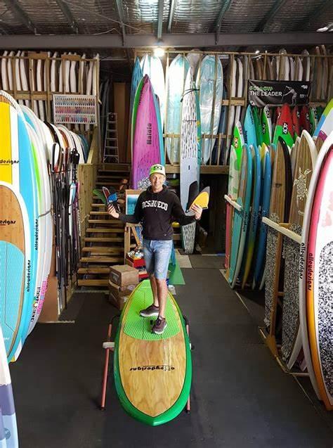 Alleydesigns stand up paddle board sales. Currumbin | 48 CURRUMBIN CREEK ROAD, Currumbin, Queensland 4223 | +61 448 348 478