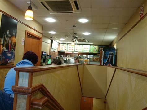 Subway   5 Merrion Street, Lower, Dublin   +353 1 664 4110