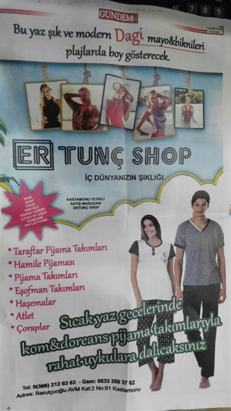 Ertunç Shop | Aktekke Yalçın Caddesi, 37200 Kastamonu/Kastamonu | +90 366 212 55 66