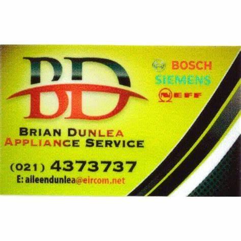 Brian Dunlea Appliance Repair | Taikoo Ballinrea South, Carrigaline | +353 21 437 3737