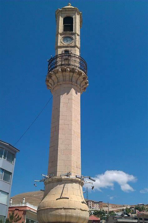 Saat Kulesi   Kadızade 2 Hamam Sokak, 69010 Bayburt/Bayburt   +90 458 211 61 40