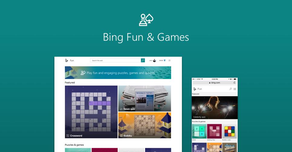 Bing Fun