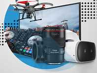This Black Friday/Cyber Monday Save Up To 45% Off On Our Top Rated Electronics