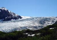 Learn more about Harding Ice Field Trail