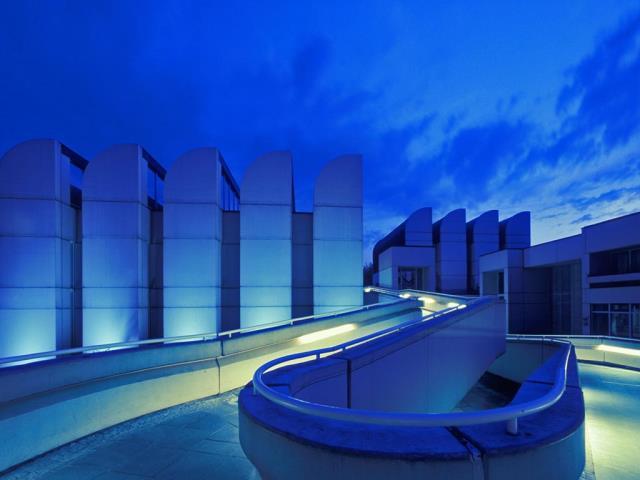 Bauhaus Archive/Museum of Design in Berlin, Germany (© Juergen Henkelmann Photography/Alamy)