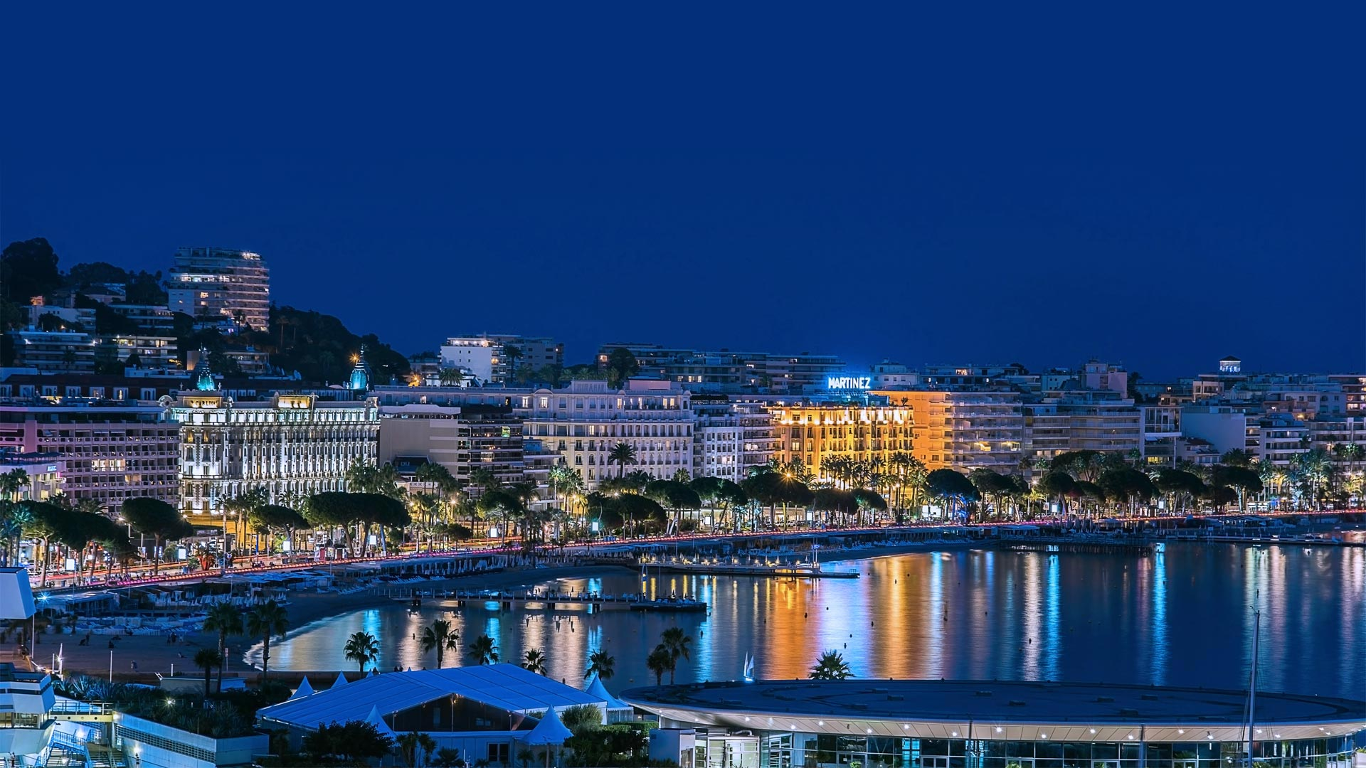Cannes, France, where the annual film festival begins today (© Manjik Photography/Alamy)(Bing United States)