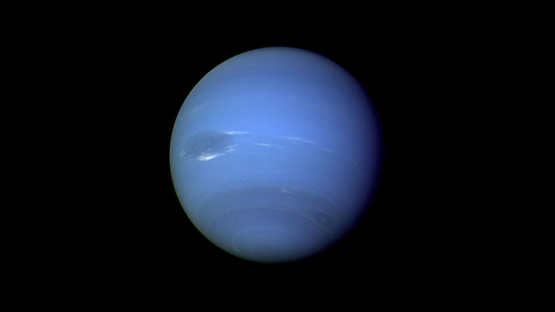 Neptune (© NASA/JPL)(Bing United States)