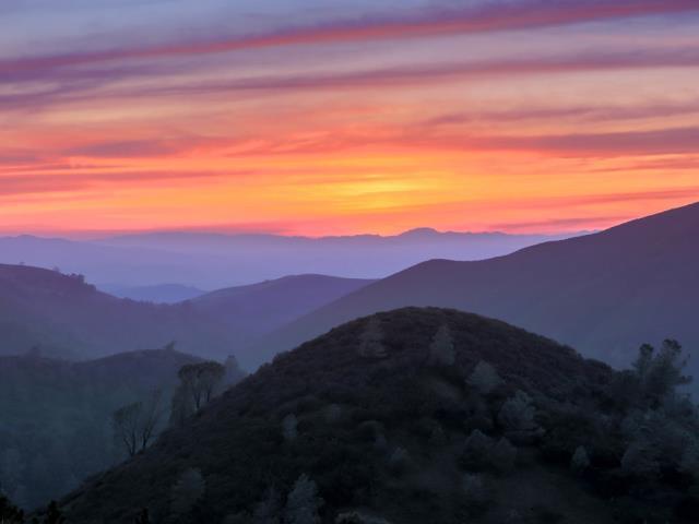 Mount Diablo State Park, California (© Yuval Helfman/Getty Images)
