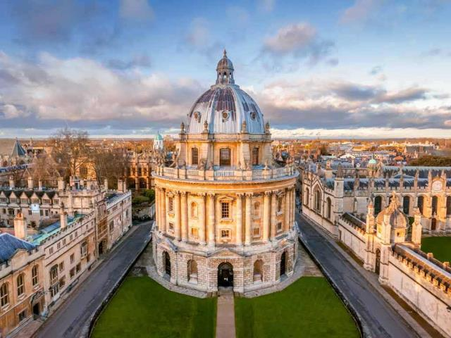 The Radcliffe Camera, Oxford, England, for Tolkien Reading Day (© Joe Daniel Price/Getty Images)