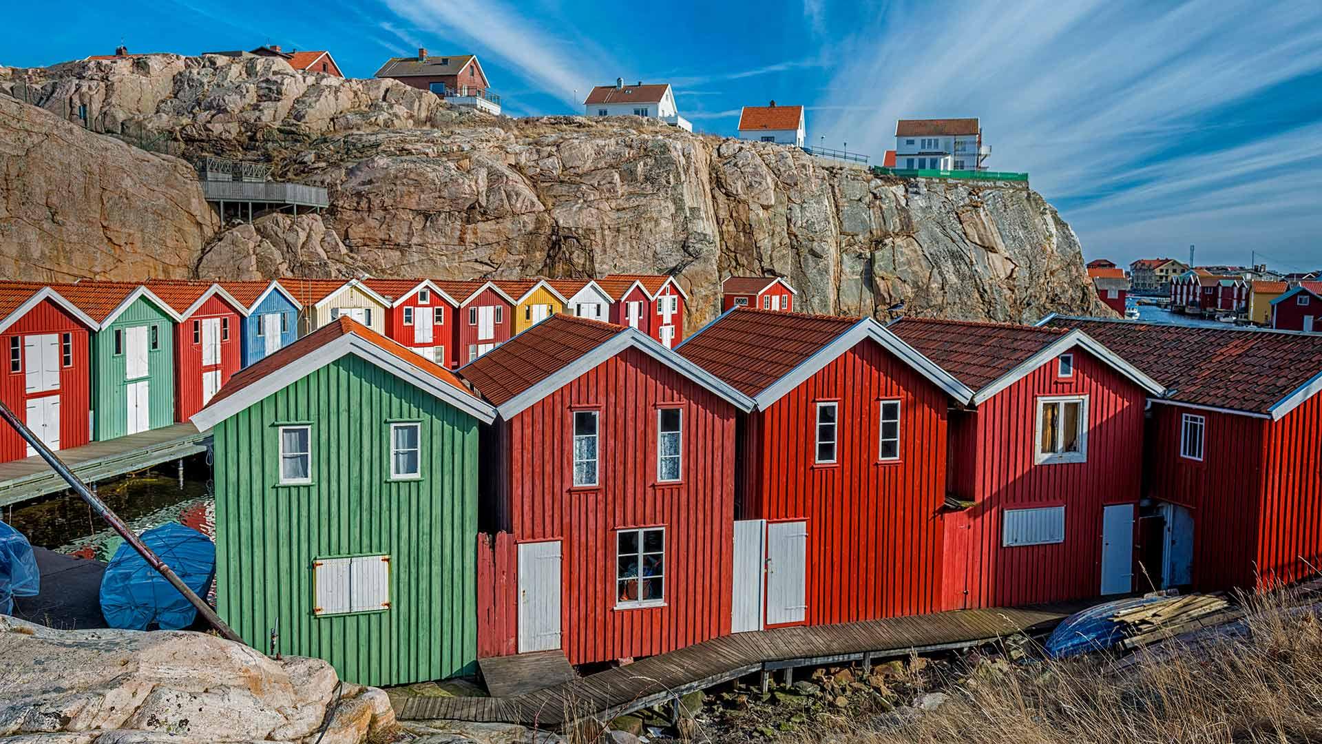 Smögen, Sweden (© Martin Wahlborg/Getty Images Plus)(Bing United States)