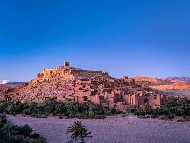 Aït Benhaddou, Atlas Mountains, Morocco (© Alex Cimbal/Shutterstock)