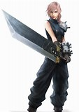Image result for Who Is Cloud Strife In Final Fantasy Vii?. Size: 113 x 160. Source: kotaku.com