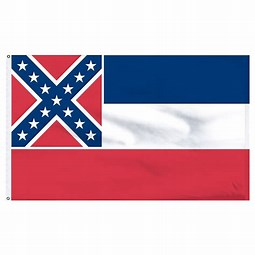 Image result for Mississippi Flag