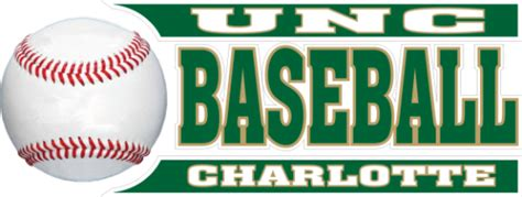 Image result for unc charlotte baseball