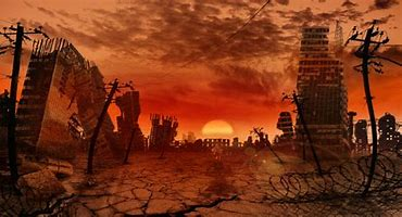 Image result for images climate change armageddon