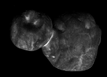 NASA renames mysterious Ultima Thule after Nazi controversy arises…