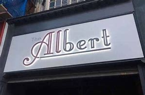 Image result for the a;bert sunerland pub