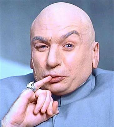 Image result for dr evil