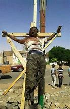 Image result for christian sbeing arressted for protesting