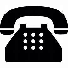 Resultado de imagen de telefono icono